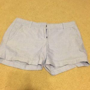 Lavender J crew shorts!
